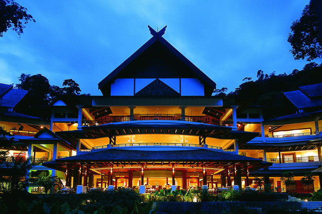 The Luxury Collection in The Malaysian island of Langkawi