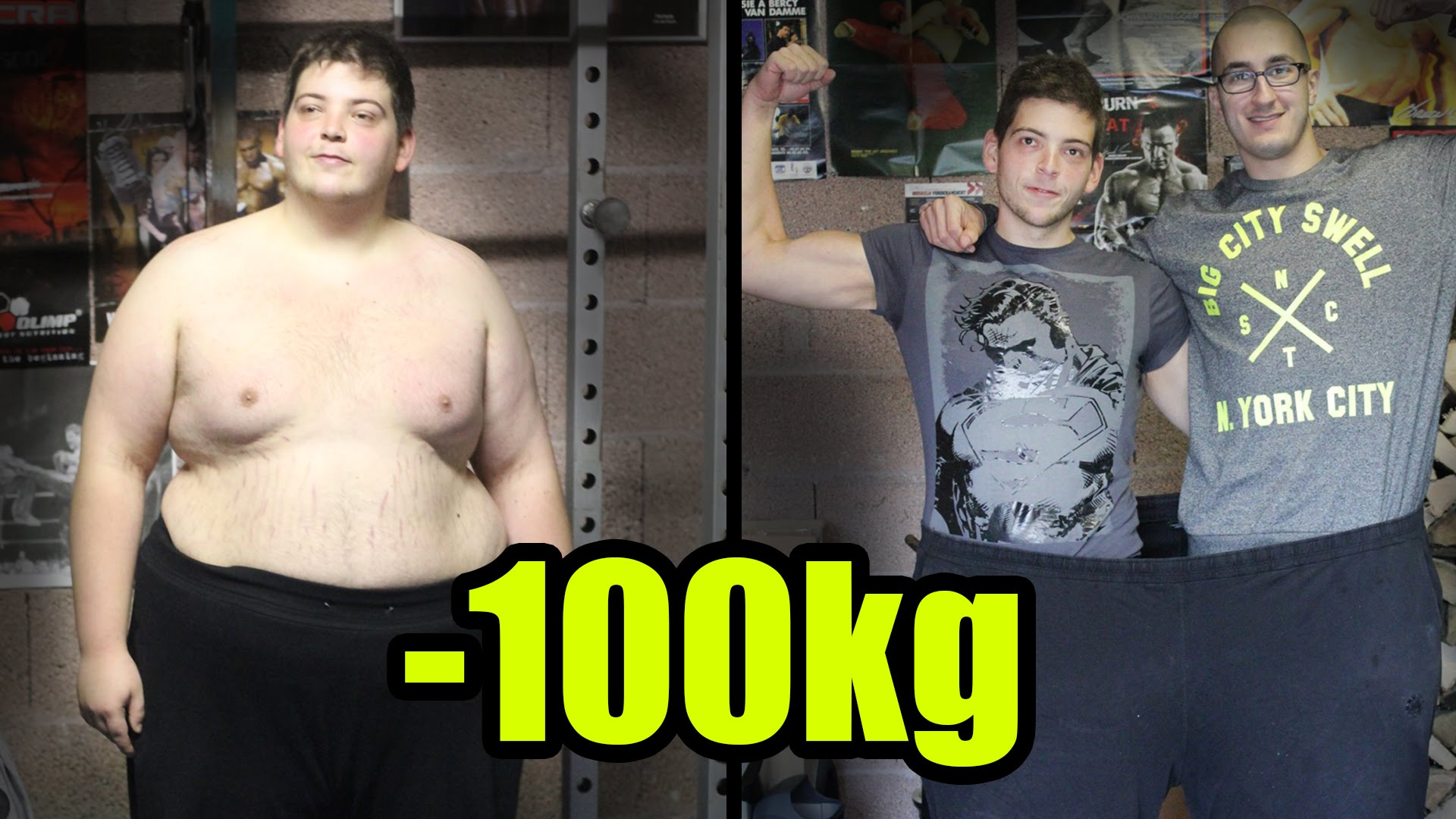 Amazing Transformation: This Guy Lost 220lbs in 21 Months!