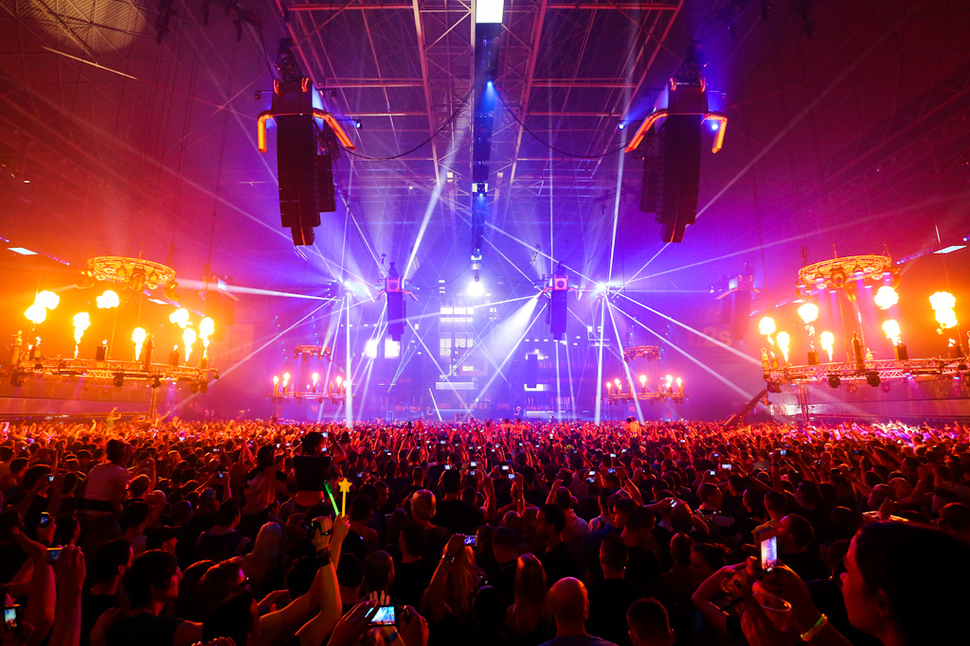 Hard Bass, Netherlands