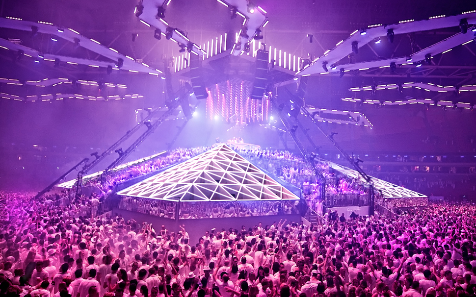 Sensation, Netherlands/Worldwide