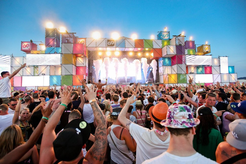 Global Gathering, UK