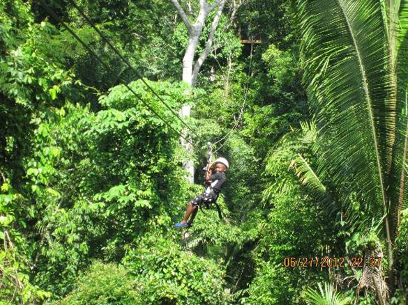 exciting-things-belize-9-Zip-Line-Through-the-Jungle-Canopy-Belize