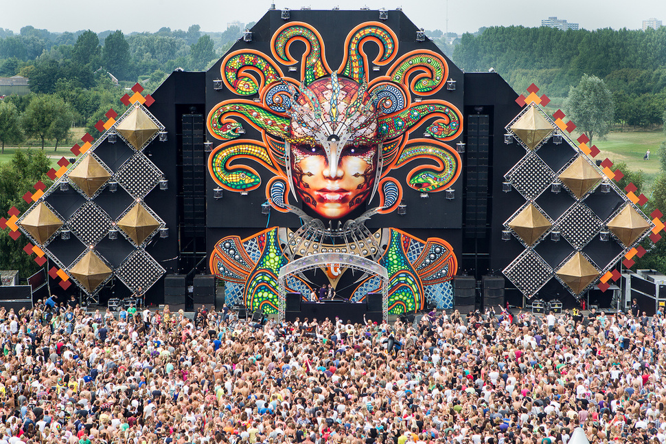 Mysteryland, Netherlands/Croatia