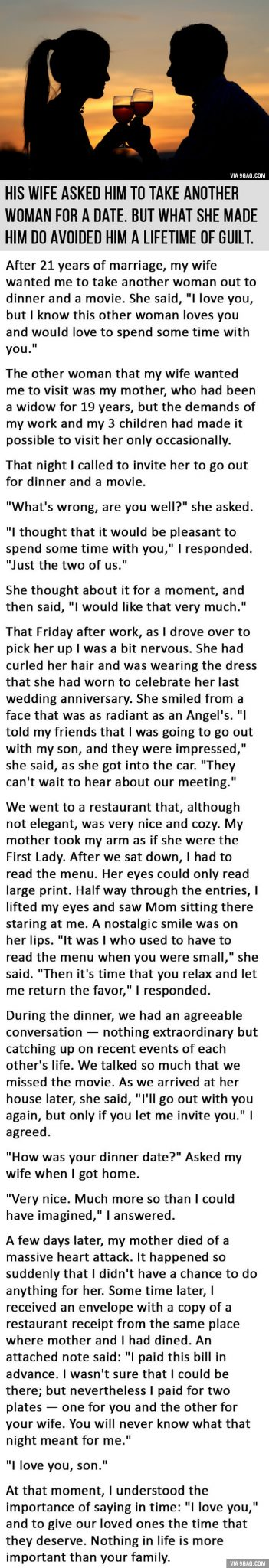 another woman date