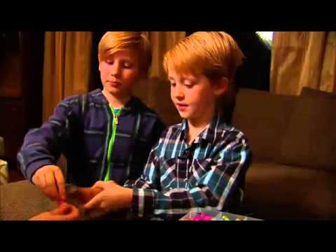Cool Robohand For 7 Yr. Old Boy Born Without Fingers