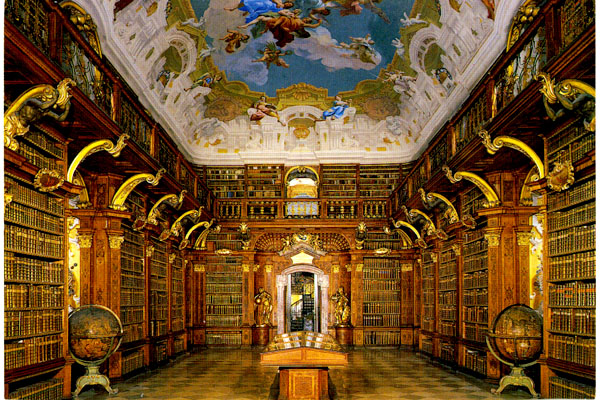 World's amazing libraries