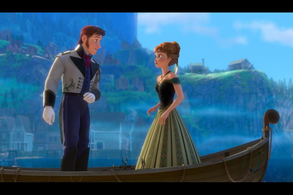 Disney-Frozen-True-Love