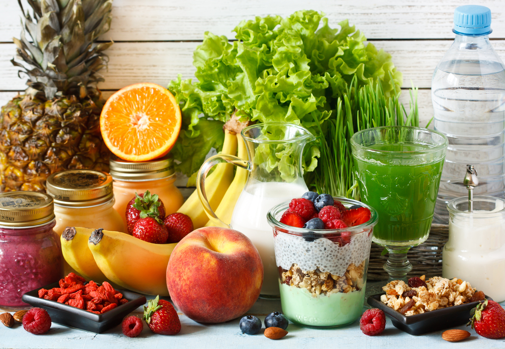 EAT SMART: Kick Start your Metabolism with These Foods