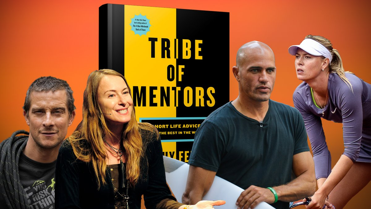 tribe of mentors collage best in the world stackliving
