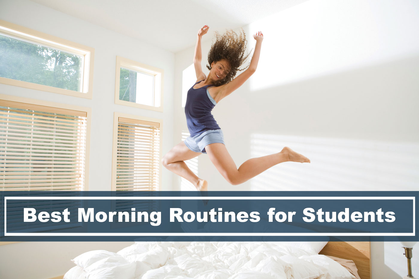 best daily morning routine for students