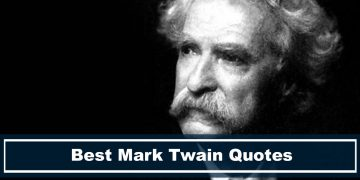 best mark twain quotes about life