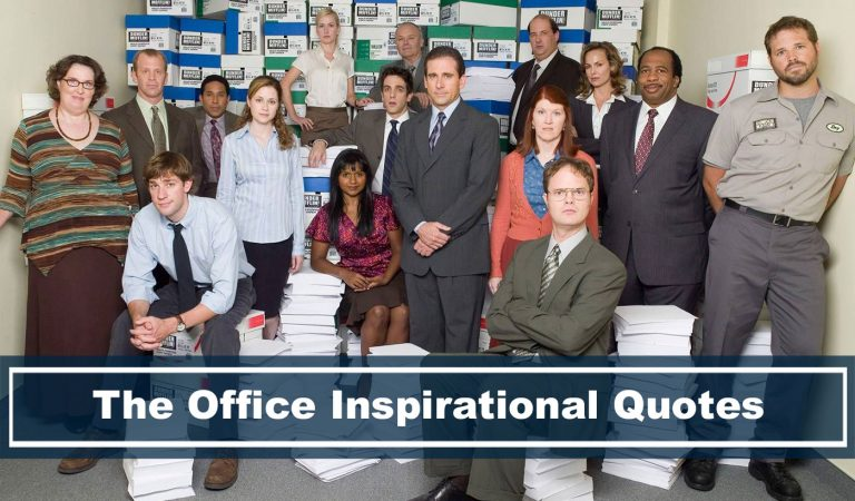 28 Hilarious The Office Inspirational Quotes That'll Make You Laugh