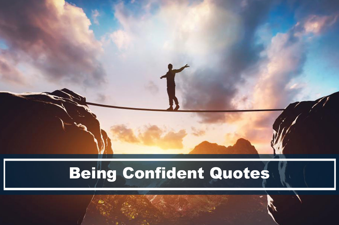 best being confident quotes