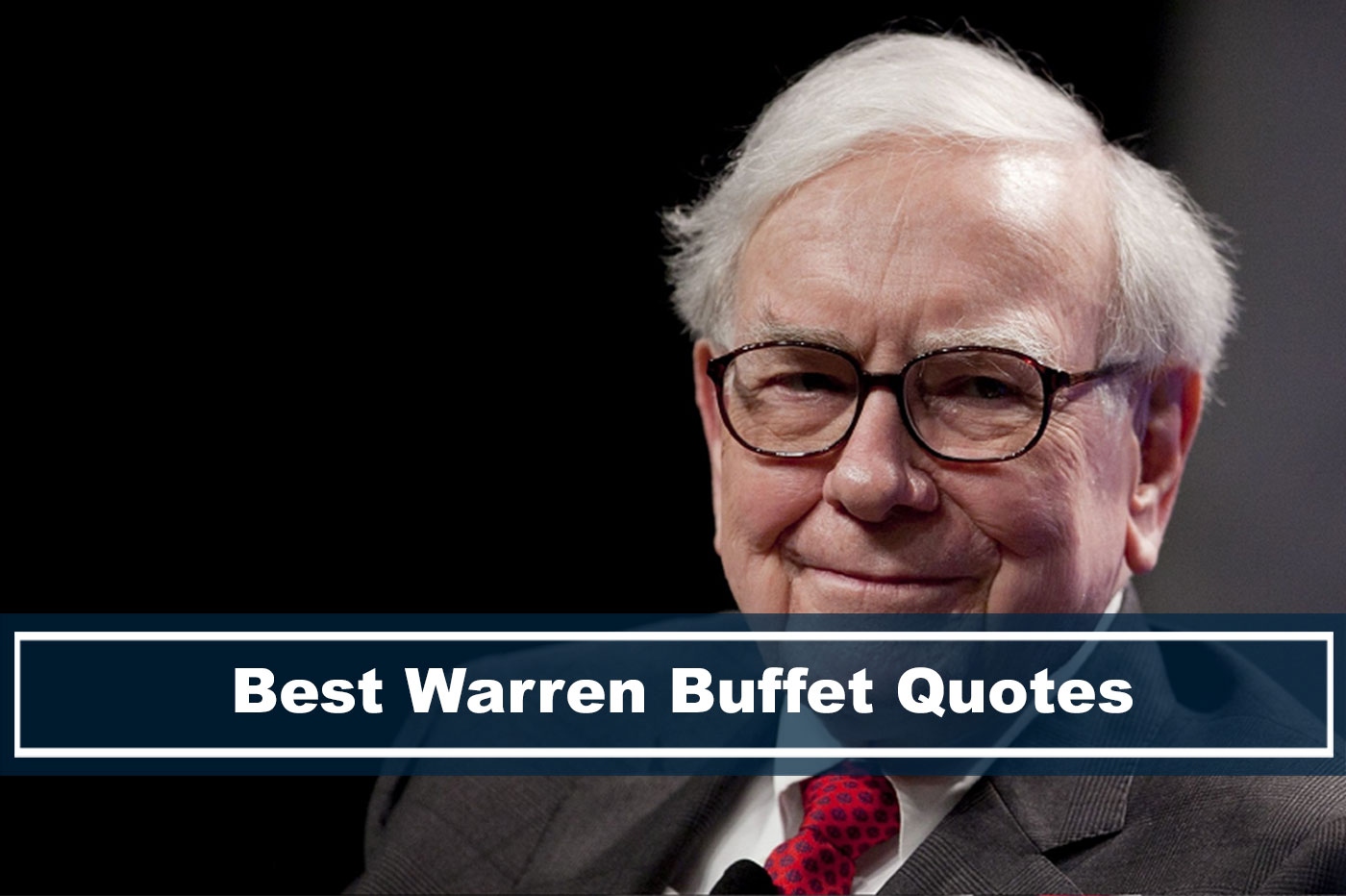 Warren Buffet best quotes on investing and money